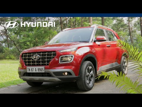 Hyundai | VENUE | North East Drive feat  Neeharika - YouTube
