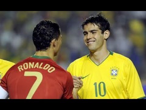 Brazil Vs Portugal (6-2) All Goals + Highlights - Friendly Match 19/11/2008