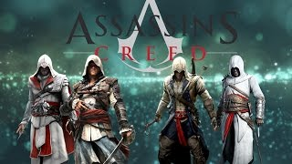 ULTIMATE ASSASSIN'S CREED MUSIC VIDEO!!!