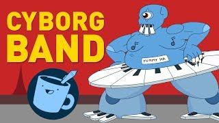 Artists Draw the Best Robot Band | Cartoon Hell