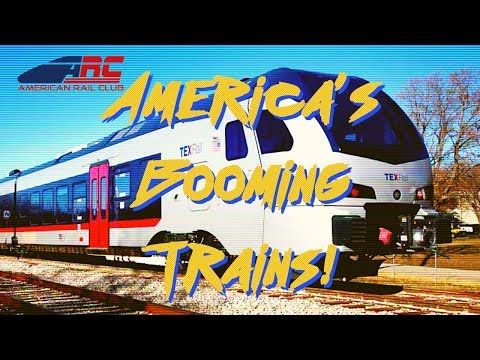 Americas Booming Train Industry - Fast News LIVE