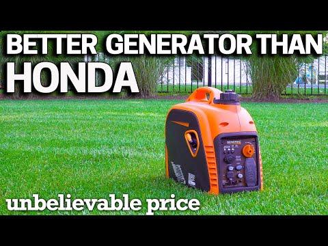 Cheap Inverter Generator - Generac GP2200i Review - Alternative To Honda EU2200i