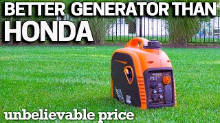 Cheap Inverter Generator - Generac GP2200i Review - Alternative to Honda EU2200i