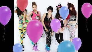 4MINUTE(포미닛) Hot Issue+Muzik+거울아거울아