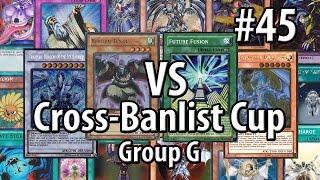 Yu-Gi-Oh! Devpro - Cross Banlist Cup - Match #45 - Tengu Plant (2011) vs. Chaos Dragons (2012)