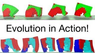 Unshackling Evolution: Evolving Soft Robots with Multiple Materials