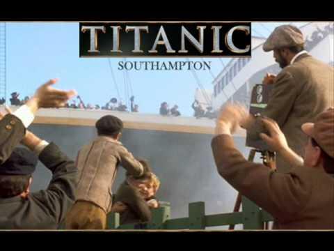 Titanic Soundtrack - Southampton