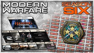 Modern Warfare & Warzone: Season 6 Overview & Challenges