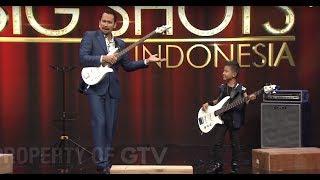 Video Diajarin Main Bass, Om Tora Sampai Melongo! | Little Big Shots Indonesia Eps. 6 (1/4) GTV 2017 download MP3, 3GP, MP4, WEBM, AVI, FLV Juni 2018