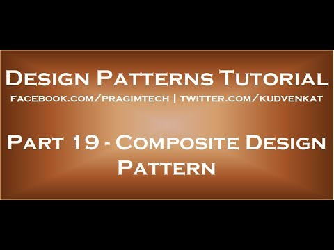 Composite Design Pattern