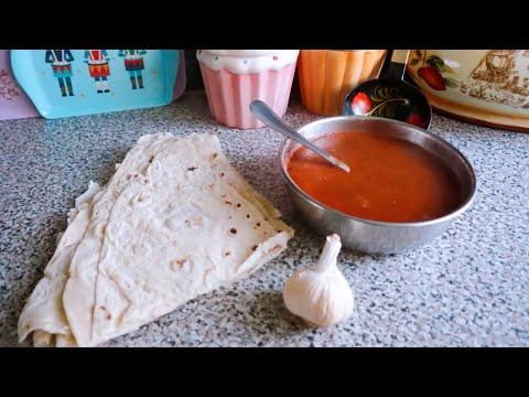 (112) Lobye Sor (Yezidi Red Kidney Bean Soup) (суп из красной фасоли)(կարմիր լոբով ապուր)