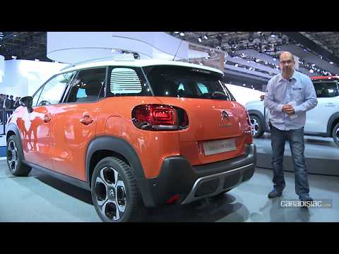 Citroën C3 Aircross - Salon de Francfort 2017