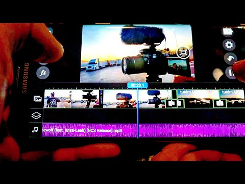 How To Edit Vlogs On Your Phone (PowerDirector Video Editor App)