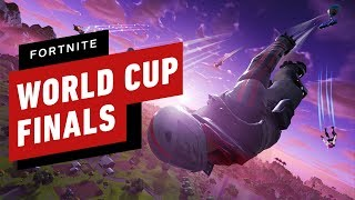 Fortnite World Cup Finals Solo-Full Match (Bugha)