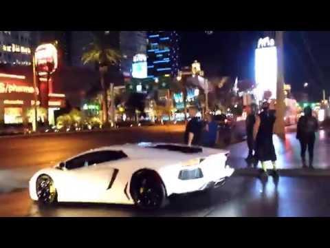 Floyd Mayweather @ Fatburgers on The Las Vegas Strip