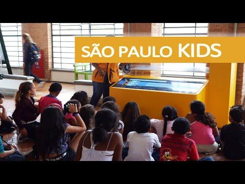 São Paulo Kids - Programa de Viagem