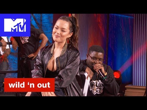 Mia Kang & Lil Rel Howery Are Talking Spit 'Official Sneak Peek' | Wild 'N Out | #TalkingSpit