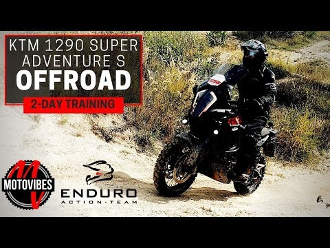 Advanced OFFROAD Training // Enduro Action Team // KTM 1290 Super Adventure S