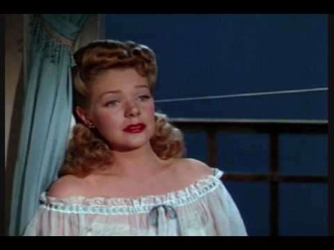 "Alice Faye Tribute- ""You'll Never Know"""