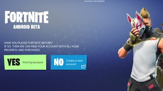 How to Download Fortnite on Android/How to install Fortnite on Android