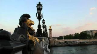 BMW K1 ride to Paris