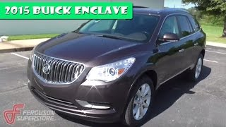 2015 Buick Enclave | Walk-a-round HD Video