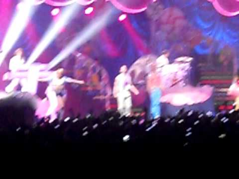 Teenage Dream - Katy Perry Brisbane Concert May 5th 2011