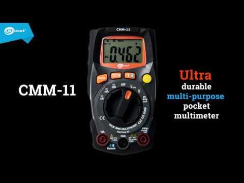 Multimeter Sonel Cmm 11