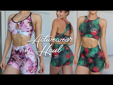 Australian Activewear Haul | Lorna Jane, Cotton On