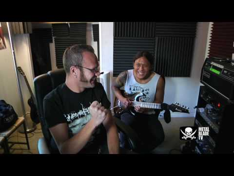 "As I Lay Dying ""The Powerless Rise"" Studio Clip #2"