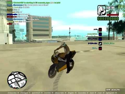 sa-mp stunt-jump 2