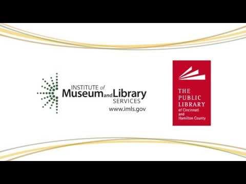 Cincinnati Public Library Receives Prestigious National Award