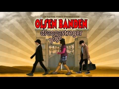 Olsen Banden  pigestreger