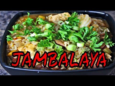 Jambalaya (Power Pressure Cooker XL)