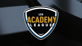 100A vs C9A | Week 7 Day 2 | LCS Academy Summer Split | 100 Thieves vs. Cloud9 (2019)