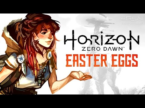 Diy easter treats gifts cute cheap and easy youtube horizon zero dawn easter eggs negle Images
