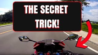HOW TO DOWNSHIFT A MOTORCYCLE - CBR500R