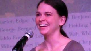 Watch Sutton Foster The Late Late Show video
