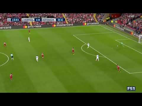 Hoffenheim No More - Tactical analysis of Liverpool - Hoffenheim 4-2