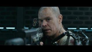 ELYSIUM Extended Trailer - In Cinemas NOW