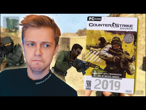 Counter-Strike: Source в 2019