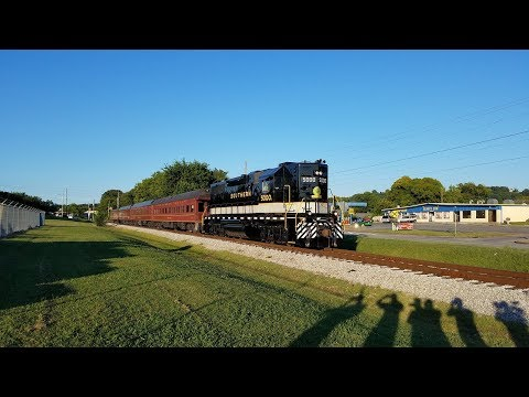 Southern Railway 5000: Dinner on the Diner