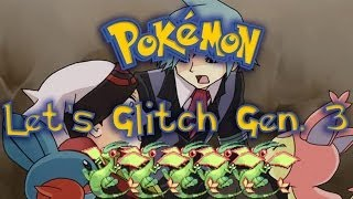 Let's Glitch in der Generation 3 (#01) Pokémon klonen