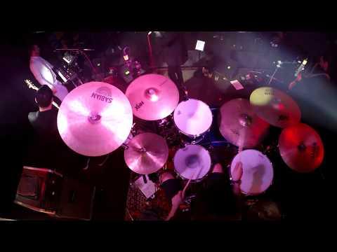Faith No More - Digging The Grave (Live 'Drum Cam' Cover 2017)