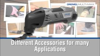 With the Multi-Max, Dremel brings a superior consumer experience to...