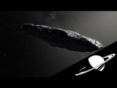 Avons-nous t visits par un vaisseau extra-terrestre ?