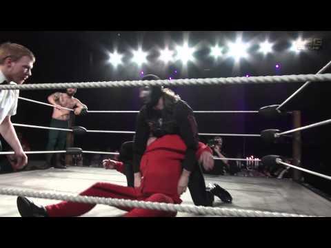 GBG Wrestling -- ULTIMATE VENGEANCE!  27 april 2013!