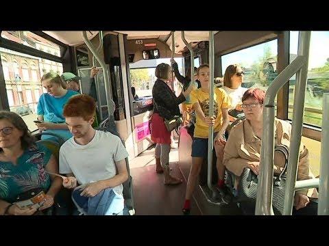 Retour Sur Un An De Bus Gratuits à Dunkerque