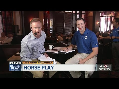 Horse Play Colts mobilecast -- 9/8