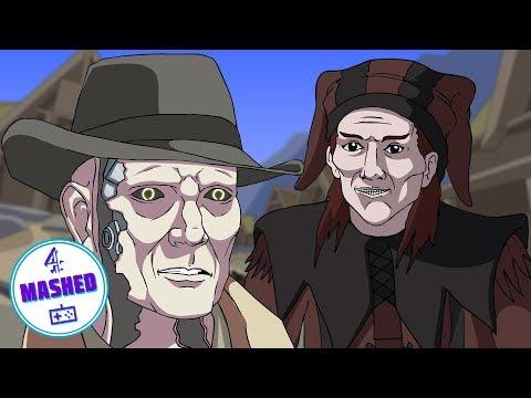 Skyrim Murder Mystery ft. Nick Valentine
